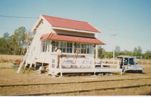 Signal Cabin